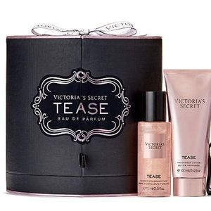 Victoria's Secret Tease shimmer and lotion